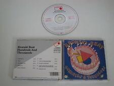 BRONSKI BEAT/HUNDREDS & THOUSANDS(METRONOME 820 291-2) CD ALBUM
