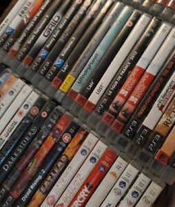 PS3 GAMES PLAYSTATION 3 GAMES QUICK DISPATCH