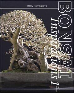 Bonsai Inspriations Vol 1 Book By Harry Harrington (English)