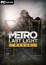 Metro: last Light-Redux (PC, only Steam Key Download Code) NO DVD