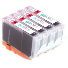 4 Magenta Ink Cartridges for Canon PIXMA iP3300 iP5200R MP500 MP610 MP960 MP950