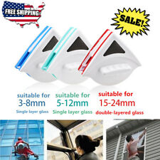 Double-sided Window Cleaning Tool Magnetic Window Brushes Glass Wiper Cleaner