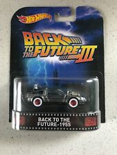 Hot Wheels 2016 Retro Entertainment Back To The Future Part III  (1955) w/RR
