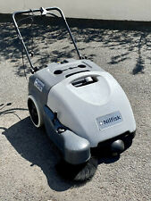 More details for nilfisk sw750 electric sweeper