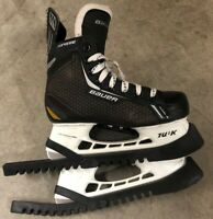 Bauer Supreme Lightspeed Pro Hockey skate ONE.4 Size 4R (shoe size 5)