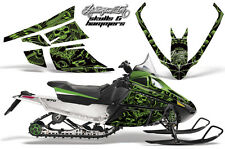 AMR Racing Sled Wrap Arctic Cat F Series Snowmobile Graphic Kit All Years HISH G
