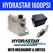 HYDRASTAR HBA1600 BRAKE ACTUATOR SUIT BOAT TRAILER INC BREAKAWAY BATTERY/SWITCH