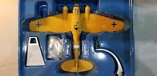"""CORGI (AA33708) HE-111H-6 """"DORNA LIBYA 1941""""  1:72ND SCALE DIECAST METAL MODEL"""