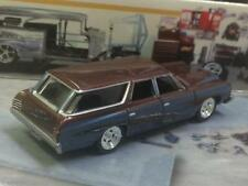RESTORED 1973 73 Chevrolet Caprice Classic Station Wagon 1/64 Limited Edit Q10