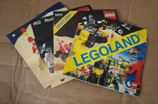 Vintage Lego Loose Space Themed Set with Original Paperwork Rare