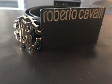 Roberto Cavalli Mens Belt Size 50 (95 cm)
