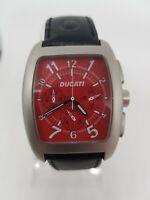 nuevo reloj cronografo ducati.