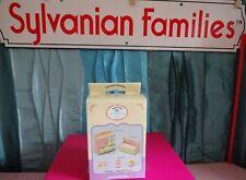 Sylvanian Families japonés sin usar en caja JP vivero bebé Nuevo Juego De Muebles En Caja Original