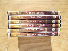 Lot Of 6 American Hunter DVDs (2006) - Big Game Hunting