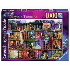 Fairytale Fantasia 1000 Piece Jigsaw Puzzle