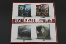 Various – New Release Highlights In February/early March 2014 (CD) (9983082P)