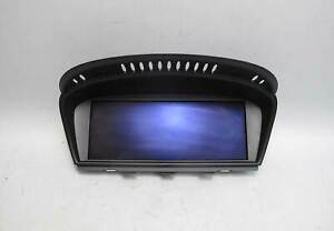 """BMW E90 3-Series Factory Dash Information On-Board Navi Monitor Screen 8.8"""" USED"""