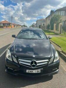 2009 Mercedes Benz E250 Diesel Coupe **No Reserve**