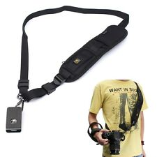 Camera Shoulder Belt Strap Sling SLR DSLR Cameras Canon Sony Nikon High quality