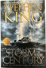 STORM OF THE CENTURY BY STEPHEN KING - Paperback 1999