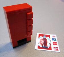 Lego Red Vending Machine #4 - 2010 (24 pieces)