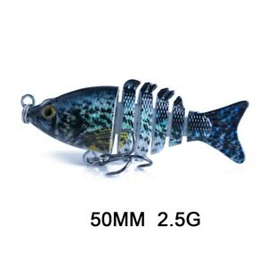 Fishing Lures Soft Hard Artificial Baits Swimbait Crankbait Fish Tackle Wobbler