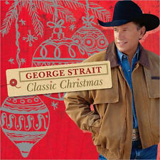 GEORGE STRAIT - CLASSIC CHRISTMAS - CD - Sealed