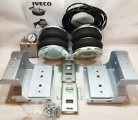 Air Suspension KIT with Compressor for IVECO Daily 35 S-L 2006-2014 - 4000kg
