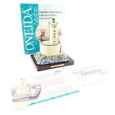Oneida Studios Lighthouse Point Collection St George Reef California U700808