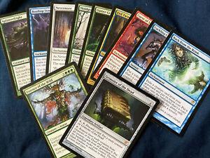 X11 Innistrad Mtg Rare/mythic Rare Lot Collection Deck