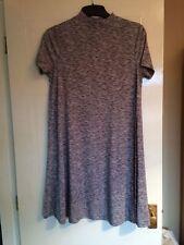 Polo Neck Skater Short/Mini Casual Dresses for Women