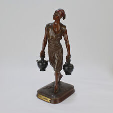 French Orientalist Bronze Sculpture of a Tunisian Water Carrier after Debut - BR