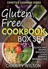 Gluten Free Cookbook Box Set: Gluten Free Recipes: Breakfast, Lunch, Dinner & Br