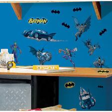 York Batman Gotham Guardian Peel & Stick Wall Decals 31 pieces 239484