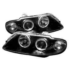 2004-2006 Pontiac GTO Spyder Projector Headlights LED HALO spy5011749