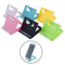 1Pc Adjustable folding desk table stand holder for mobile phone tablet PC