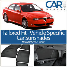 Alfa Romeo 156 4 DOOR 97-06 CAR WINDOW SUN SHADE BABY SEAT CHILD BOOSTER BLIND