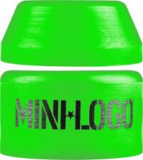 MINI LOGO Bushings Soft Green 84a Skateboard MiniCruiser -Set für 1 Achse-