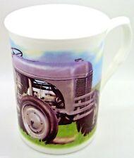 Ford Tractor ~  Fine Bone China Mug ~