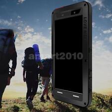 Lovemei Heavy Duty Aluminum Case w/Gorilla Glass for Sony Xperia Z2 Z3 Z4 Z5 T2