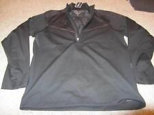 Nike Storm-Fit Elite Waterproof Golf 1/2 Zip Jacket Black NWT Medium $260