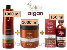 ECHOSLINE SELIAR ARGAN-Shampoo(1000 ml) + Maschera(1000ml) + Argan Fluid (150ml)