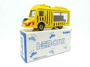 TOMY TOMICA - LOTTERY II 2 LION BUS Nº 26