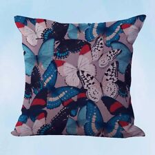 US Seller- retro boho butterfly cushion cover throw pillow cover