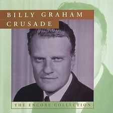 """BILLY GRAHAM CRUSADE, CD """"THE ENCORE COLLECTION"""" NEW SEALED"""