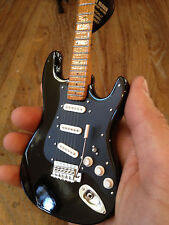 Officially Licensed David Gilmour Pink Floyd Fender Stratocaster Mini Guitar