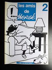 RARE Copie Revue des Amis de Hergé N° 2 Tintin ADH TBE