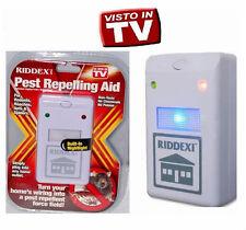 Scacciatopi elettrico.220V.Scaccia topi,topo,zanzare,ragni,insetti,scarafaggi...