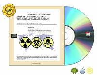 Defense Against the Effects of Chemical and Biological Warfare Agents Book On CD