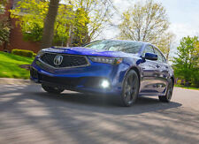 Xenon Halogen Fog Lamps Driving Lights Kit for 2018 2019 Acura TLX